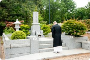 一般墓の例