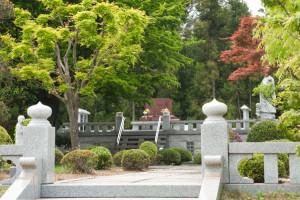 永代供養墓 外観